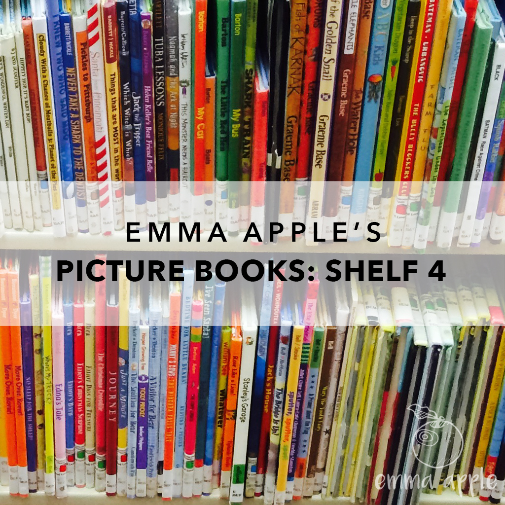 Emma Apple's picture book blog